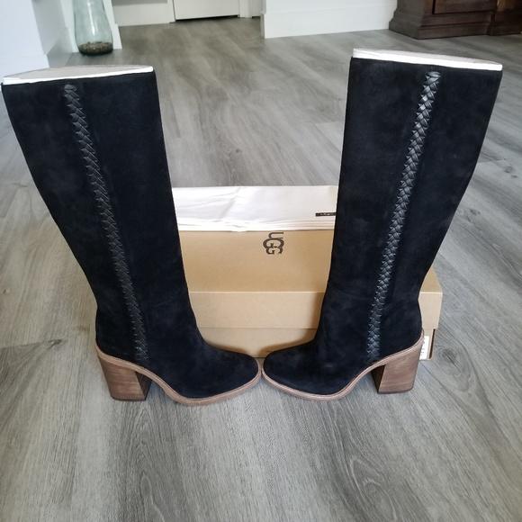 ab65b88b319 NEW UGG Maeva Suede Boots. NWT